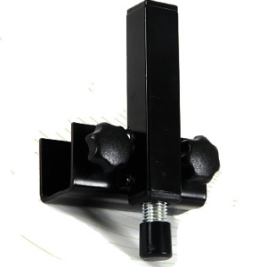 Fluteline adjustable desk raiser