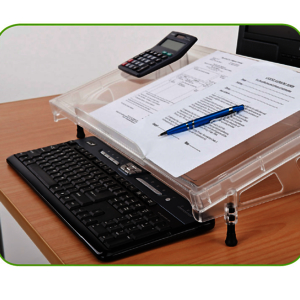 Microdesk compact copyholder